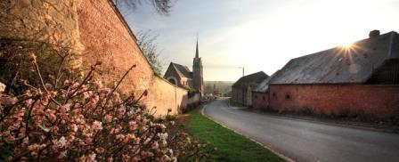 Village de Templeux-la-Fosse